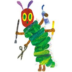 Free Eric Carle Clipart. Here ... very hungry caterpillar% .