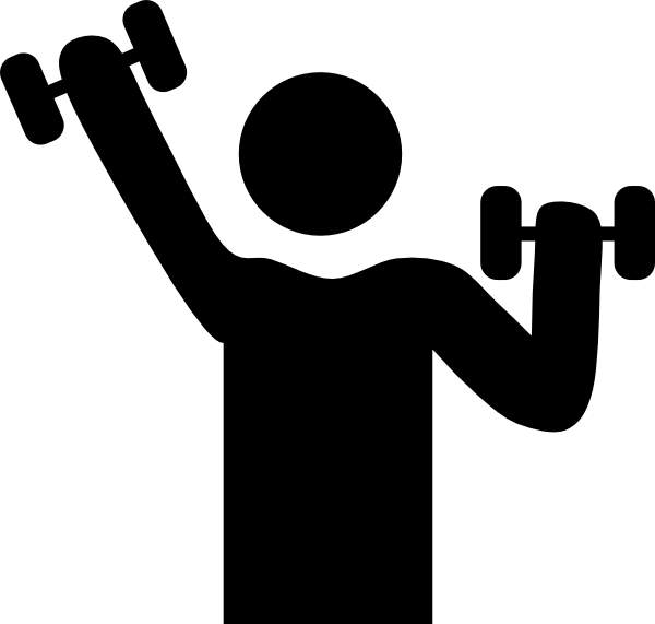 Free exercise clip art .-Free exercise clip art .-14