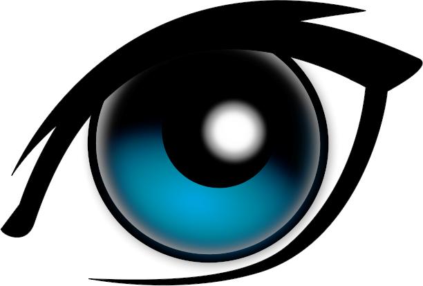 Free Eye Clipart