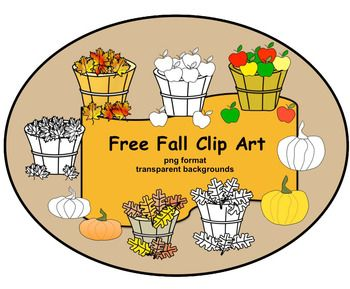 FREE Fall Clip Art In Png Format With Tr-FREE Fall Clip Art in png format with transparent backgrounds-17