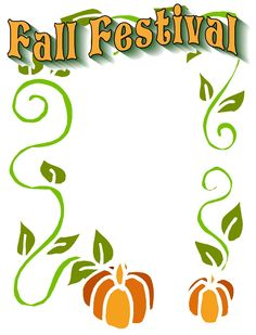 ... Free Fall Festival Clip Art - ClipArt Best ...
