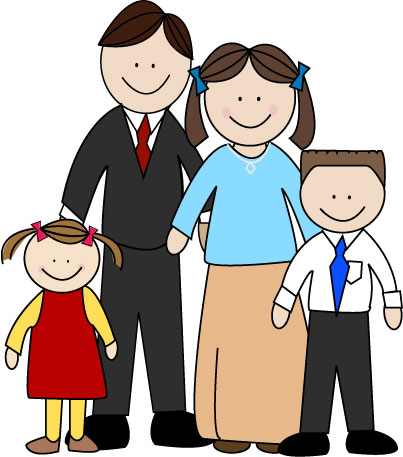 Free family clipart free clipart graphics image and photos image
