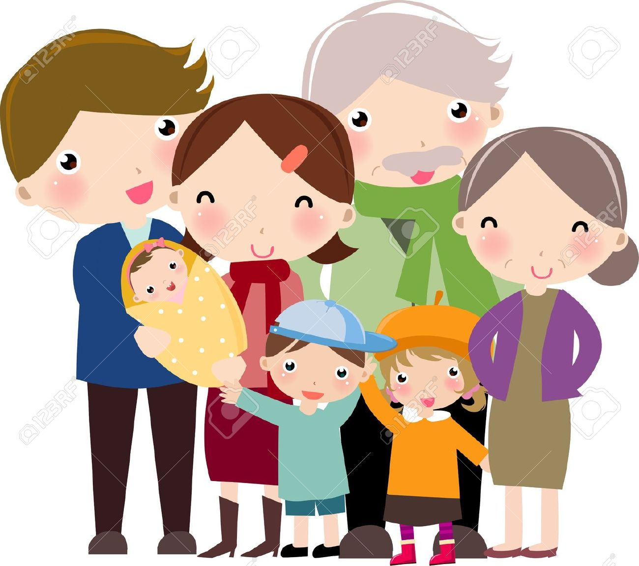 Free Family Clipart Free Clipart Graphic-Free Family Clipart Free Clipart Graphics Images And Photos-14