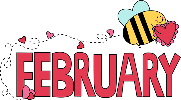 Free february clip art image