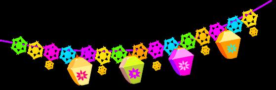 Free Fiesta Decoration Clip Art
