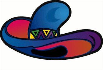 Free Fiesta Hat Clipart Free Clipart Gra-Free fiesta hat clipart free clipart graphics images and photos-14