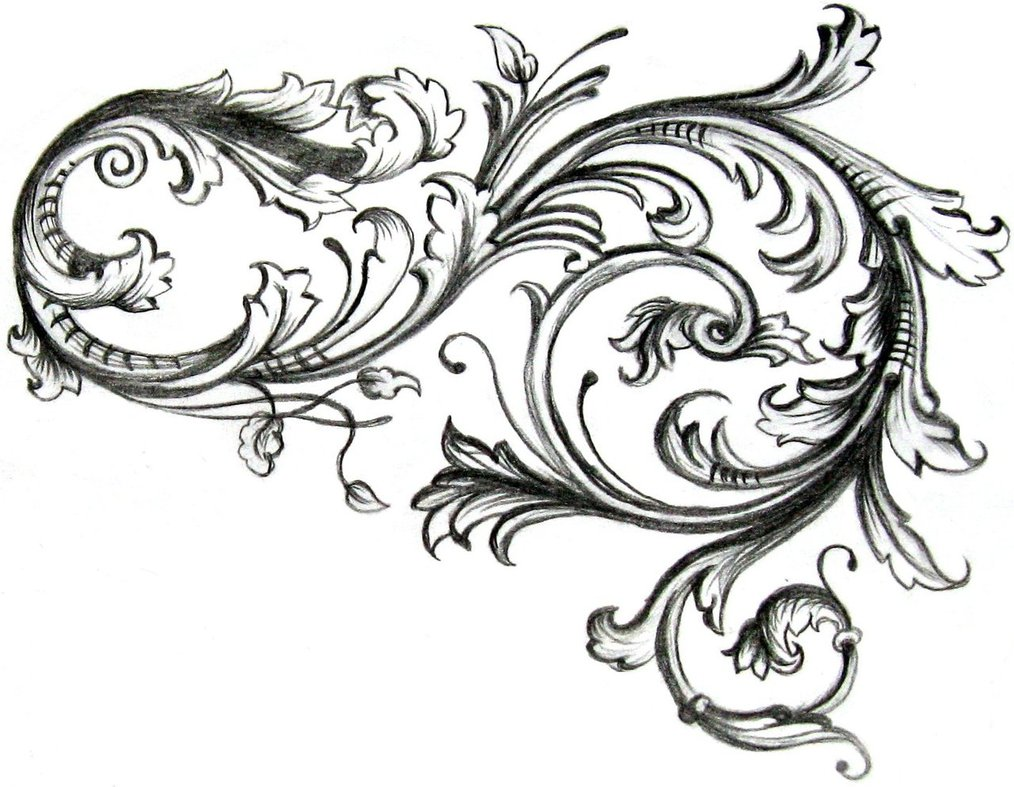 Free Filigree Clip Art. Filigree cliparts