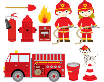 Free firefighter clipart images - ClipartFest