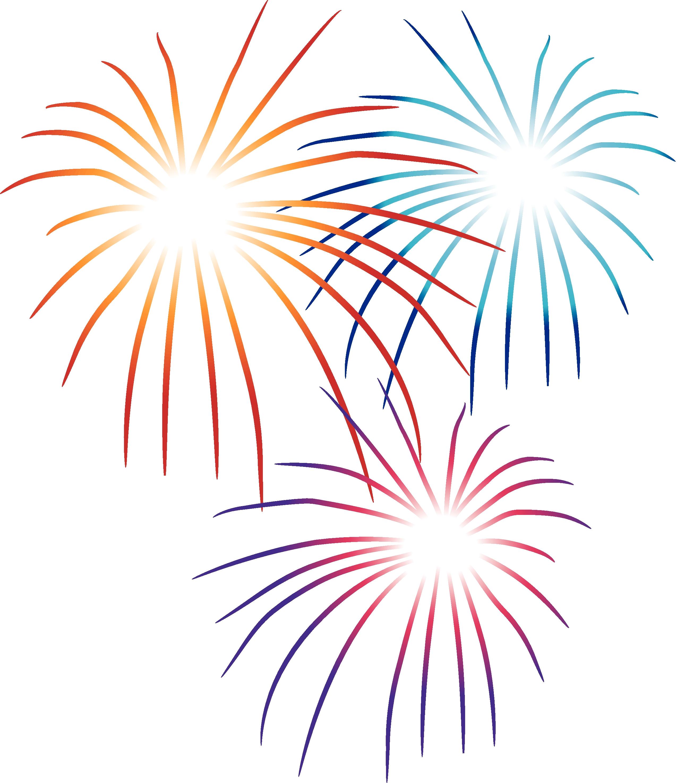 Free Fireworks Clipart-Free fireworks clipart-16