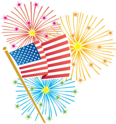Free fireworks clipart the .