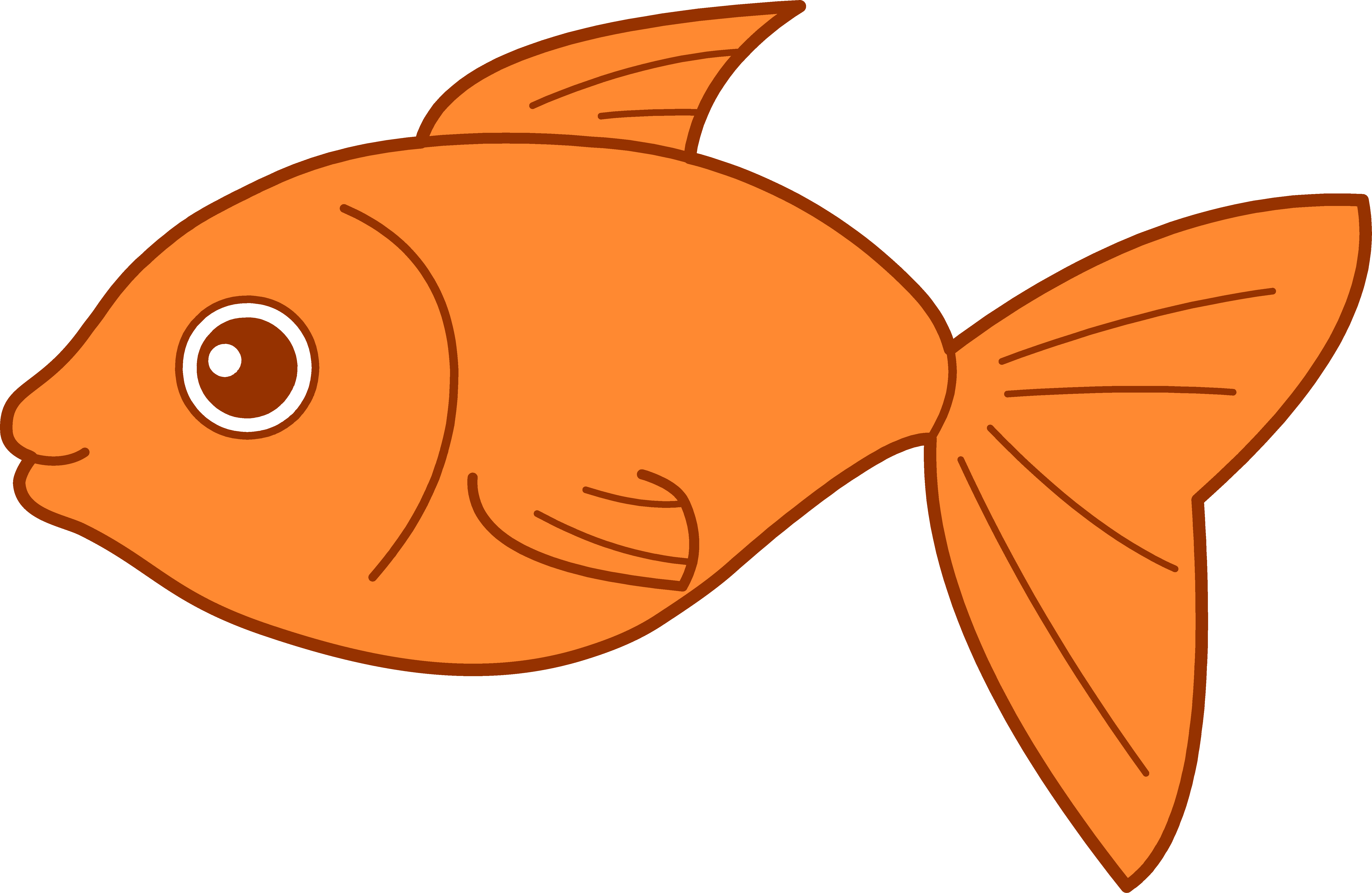 Free Fish Clip Art Pictures   Clipart library - Free Clipart Images