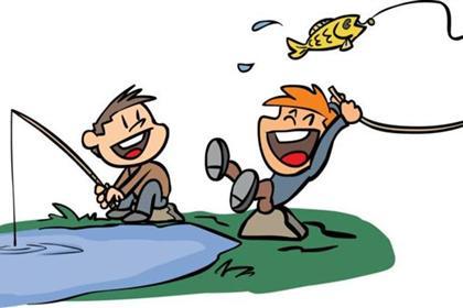 Free Fishing Clipart Free .