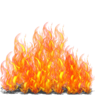 Free Flame Clip Art 081410 Vector Clip Art