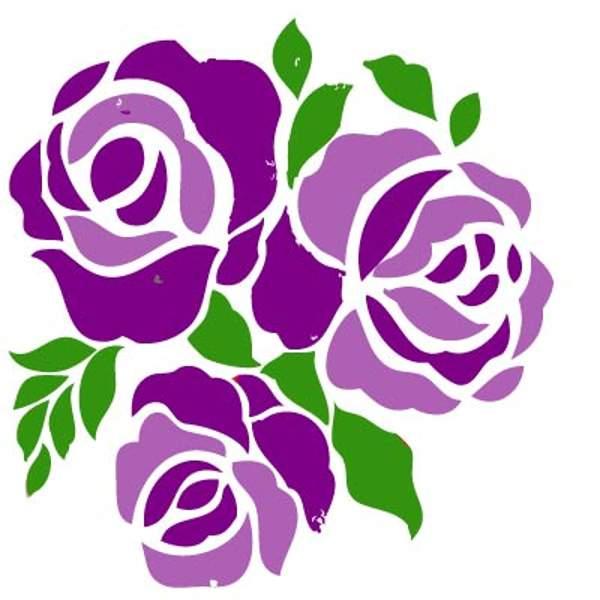 free flower clip art - Clip Art Free Flowers