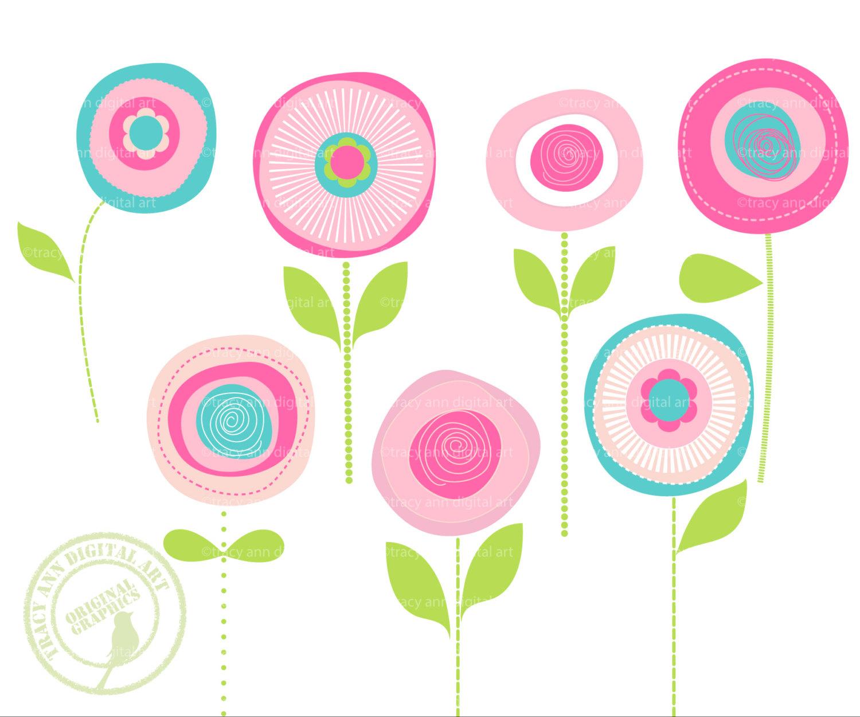 Free Flower Clip Art-free flower clip art-14