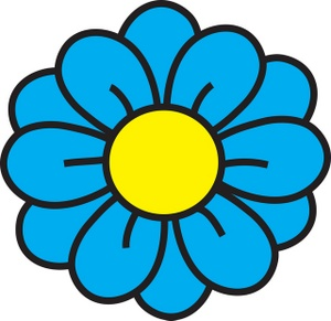 Free Flower Clip Art Graphics Of Flowers-Free flower clip art graphics of flowers for layouts image 6-12