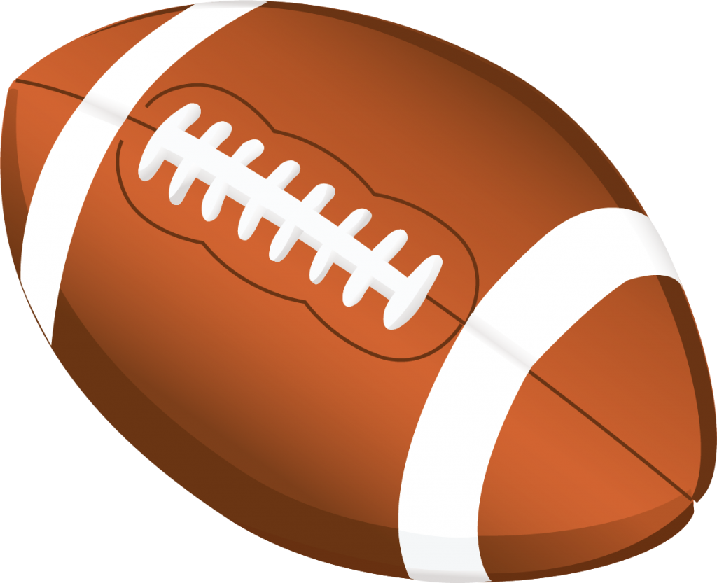 Free football clipart and .