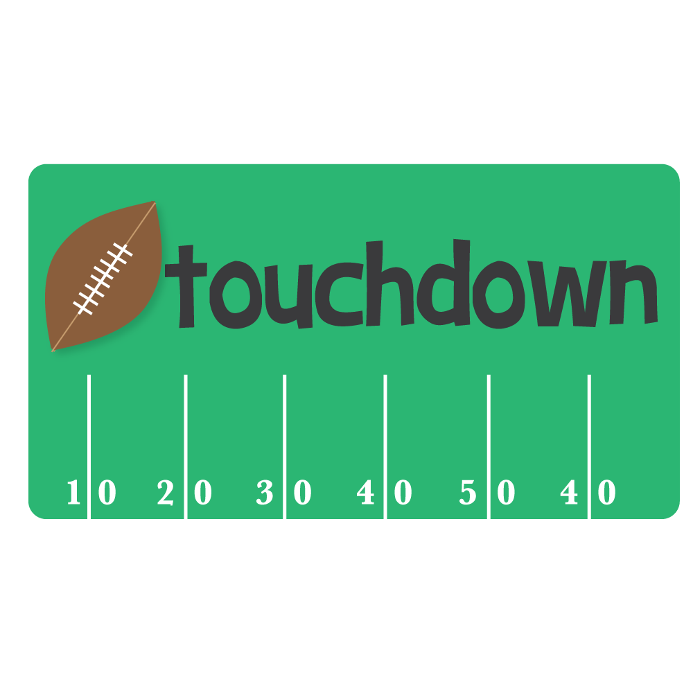 Free Football Clipart to use .