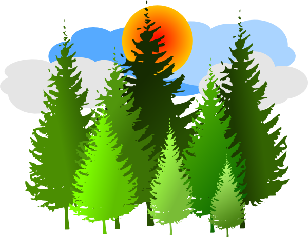Free Forest Clipart-Free Forest Clipart-15