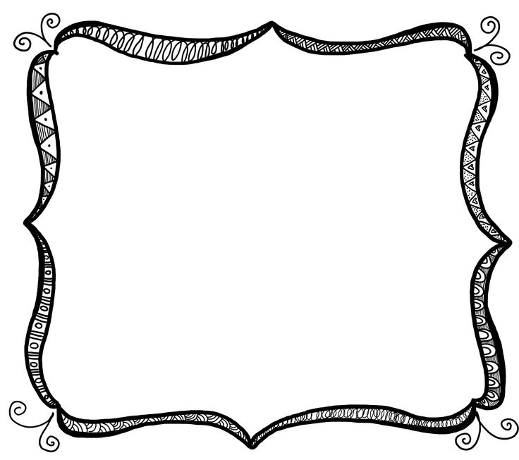 FREE Frames! ~Teacheru0026#39;s Clipart