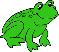 Free Frog Clip Art Drawings And Colorful-Free frog clip art drawings and colorful images clipartcow-3