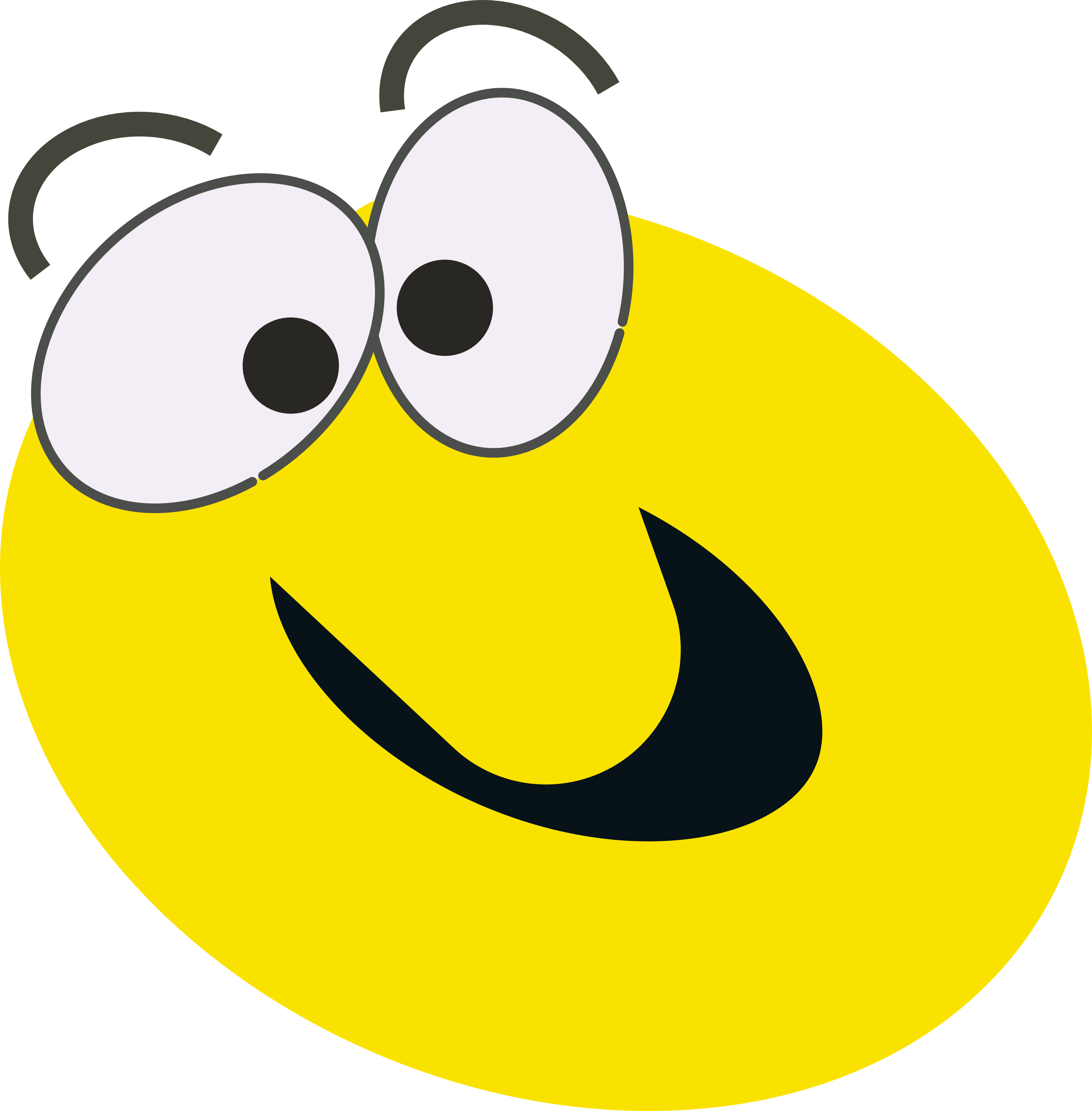 Funny Face Clipart