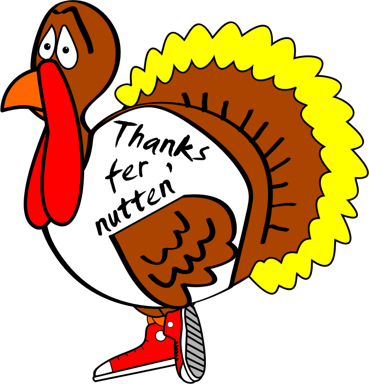 Free Funny Turkey Clip Art u0026middot; turkey7
