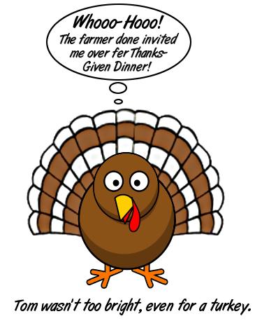 Free Funny Turkey Clipart-Free Funny Turkey Clipart-7