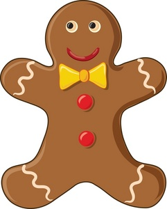 Free Gingerbread Clip Art Image Gingerbr-Free gingerbread clip art image gingerbread man cookie-3