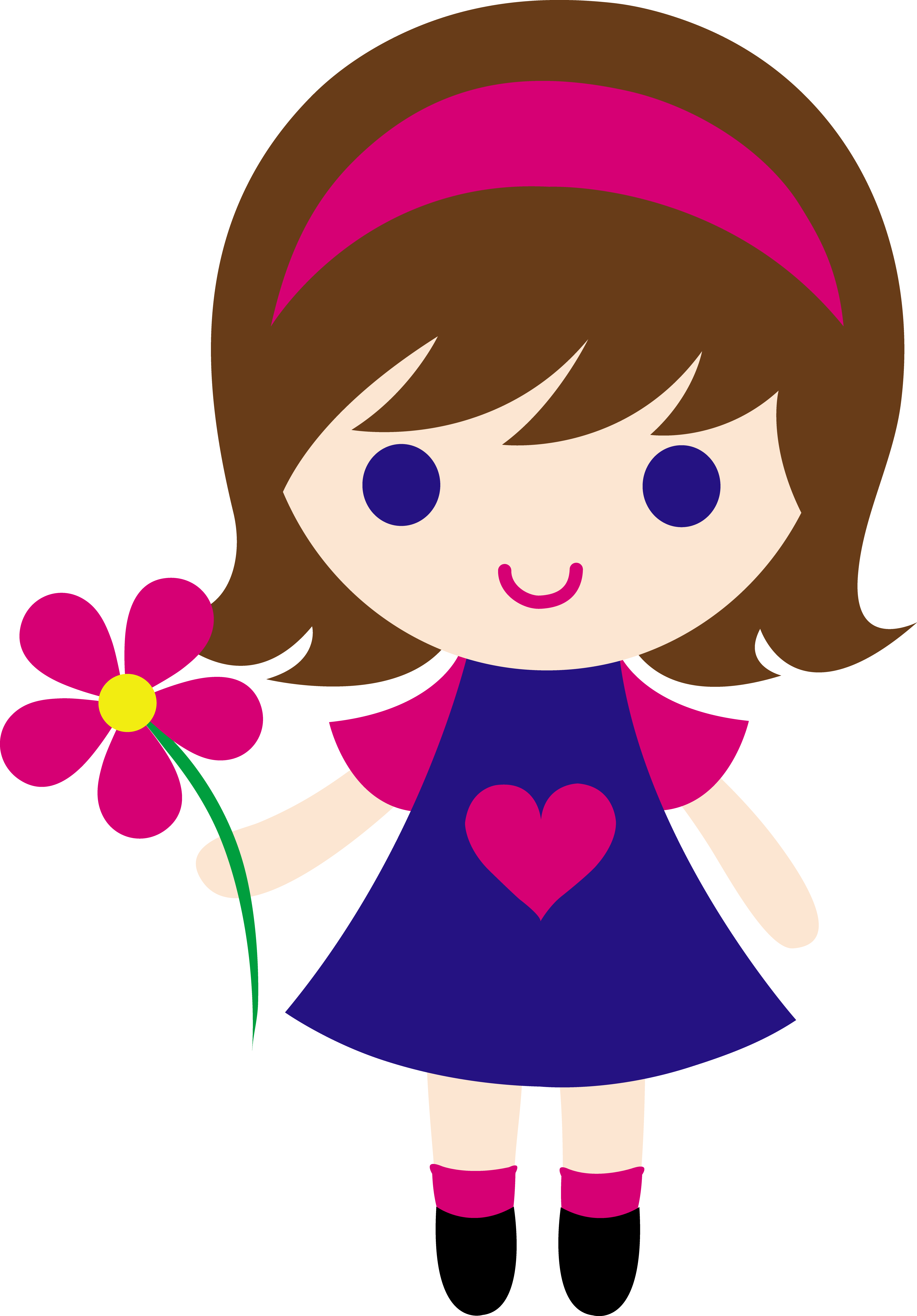 Free Girl Clipart-Free Girl Clipart-8