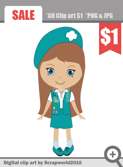 Free Girl Scout Clip Art Images Image Quotes At Buzzquotes Com