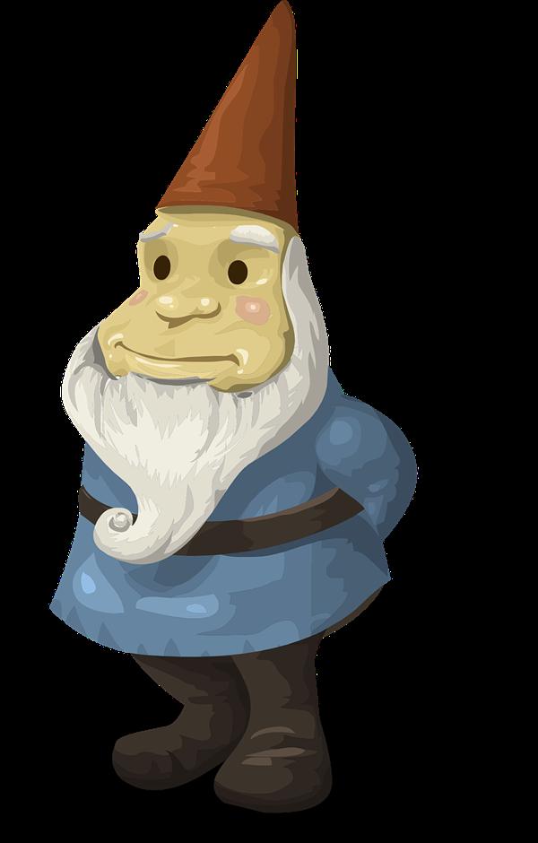 Free Gnome Clip Art U0026middot; Gnome6-Free Gnome Clip Art u0026middot; gnome6-6