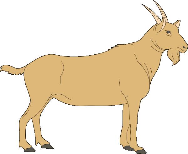 Free Goat Clipart - Goat Clip Art