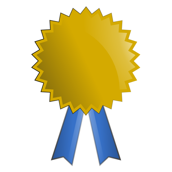 Free Gold Medal Clip Art-Free Gold Medal Clip Art-7