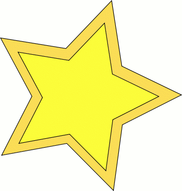 Free Gold Star Clipart-Free Gold Star Clipart-7