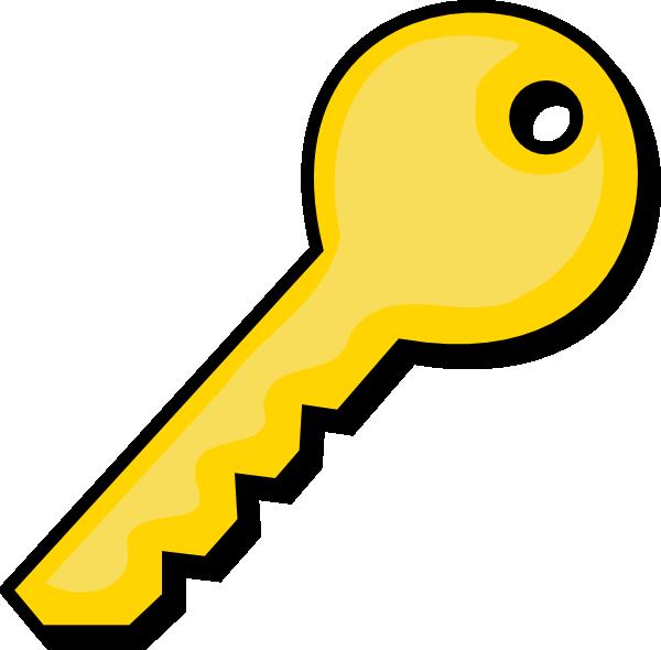 Free Golden Key Clip Art-Free Golden Key Clip Art-6