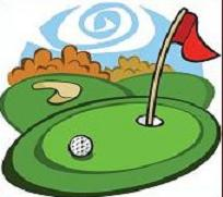 Free Golf Course Clipart