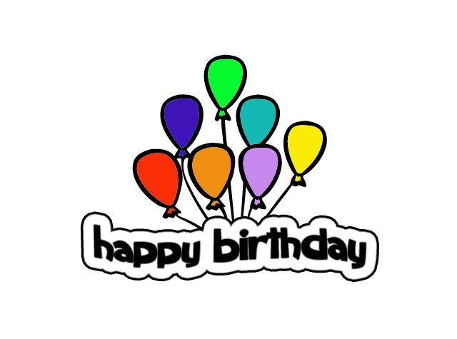 Free-Graphics Free Birthday Clip Art