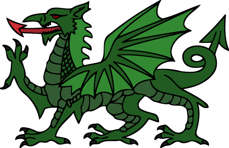 Free Green Dragon Clip Art-Free Green Dragon Clip Art-8