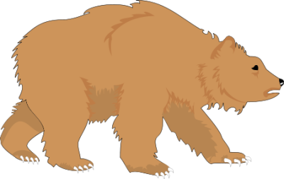 Free Grizzly Bear Clipart-Free Grizzly Bear Clipart-16