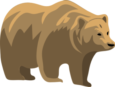 Free Grizzly Bear Clipart-Free Grizzly Bear Clipart-3