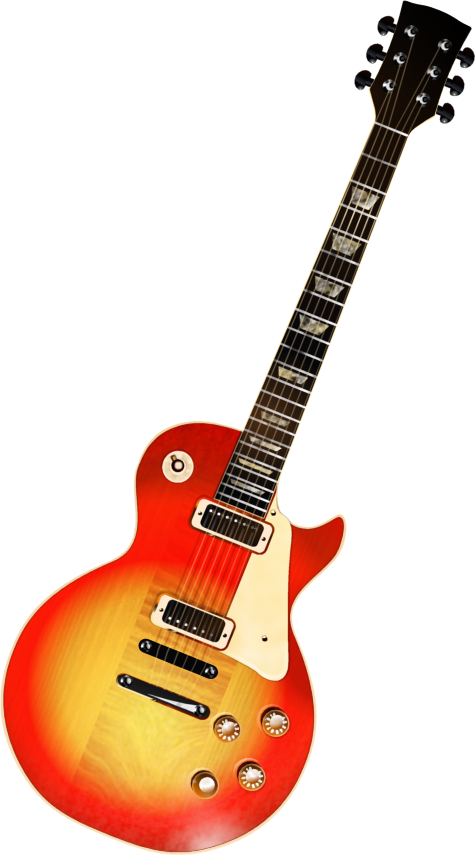 Free Guitar Clip Art
