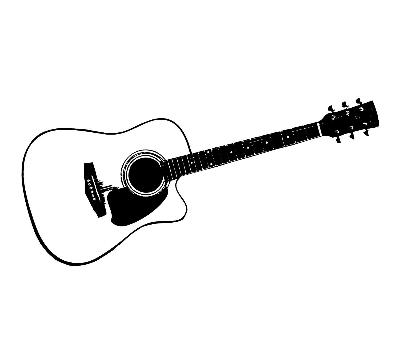 Free Guitar Clipart-Free Guitar Clipart-5