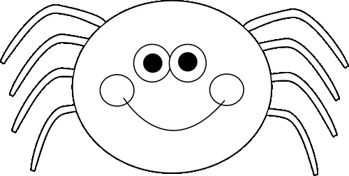 Free Halloween Clipart . Black and white-Free Halloween Clipart . Black and white Halloween .-10