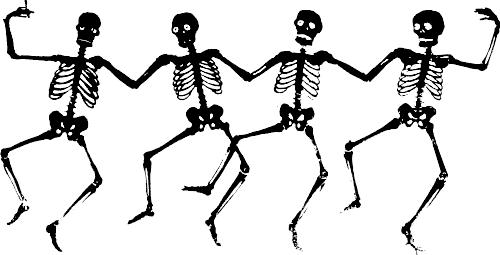 Free Halloween Dance Clipart
