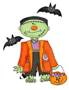Free Halloween Halloween Clip Art On Hal-Free halloween halloween clip art on halloween ghosts clip art and-6