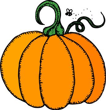 Free Halloween Pumpkins Clipart - Public Domain Halloween clip art