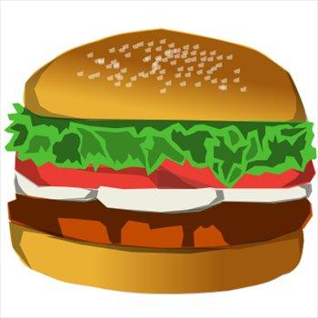 Free Hamburgers Clipart Free Clipart Gra-Free Hamburgers Clipart Free Clipart Graphics Images And Photos-12