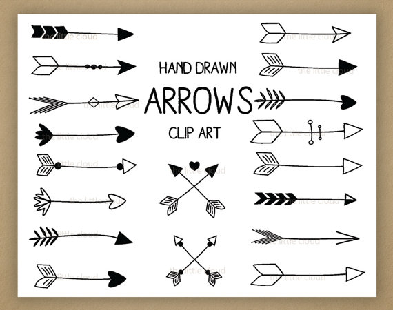 Free hand drawn clipart - .