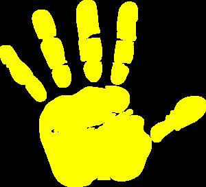 ... Free Handprint Clipart ...-... Free handprint clipart ...-4